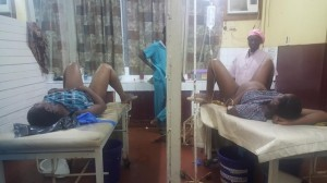Salle d'accouchement 2