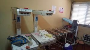 Salle d'accouchement