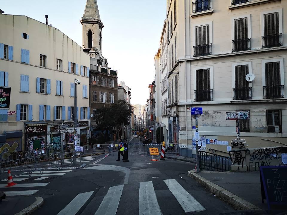 NOAILLES : LE COEUR DE MARSEILLE DÉLOGÉ